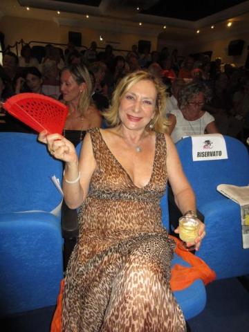 Monica Scattini al CirceoFilmFestival