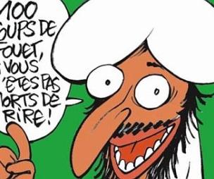 La vignetta contro Maometto