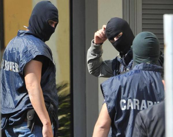Carabinieri dei Ros