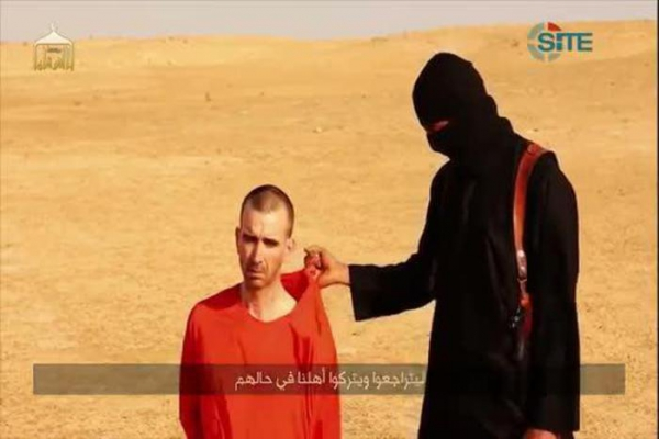 Il boia dell'Isis