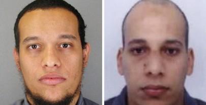I due terroristi di Charlie Hebdo