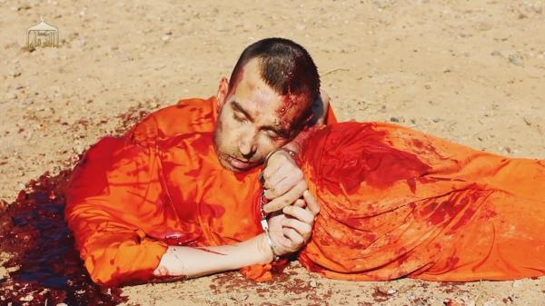 Decapitazione Isis
