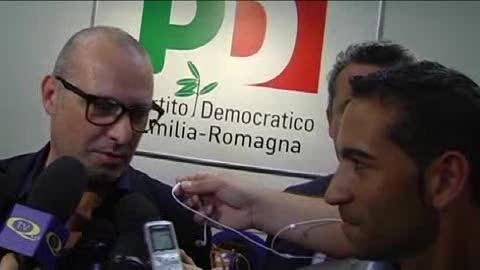 Stefano Bonaccini - presidente Emilia Romagna