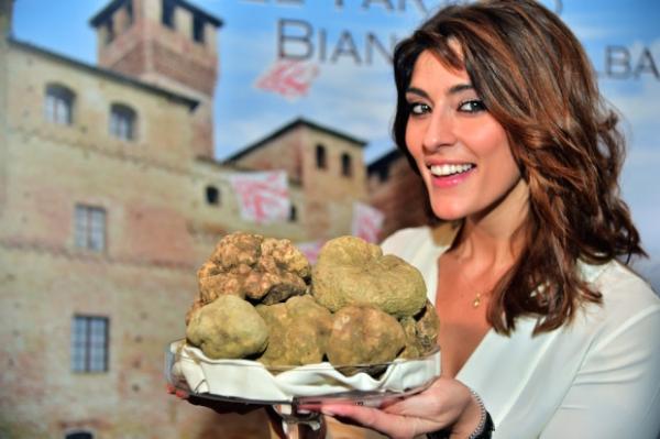 Elisa Isoardi in TV