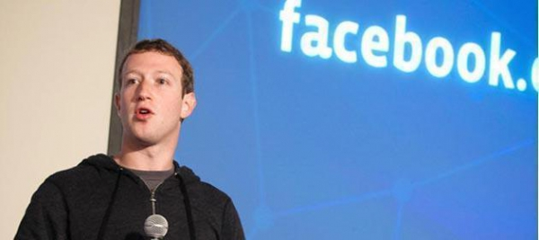 Mark Zuckerberg, creatore di Facebook