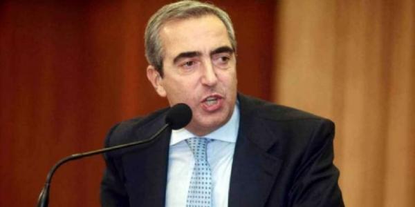 Il Vice Presidente del Senato, Maurizio Gasparri