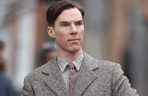 Benedict Cumberbatch in Imitation Game