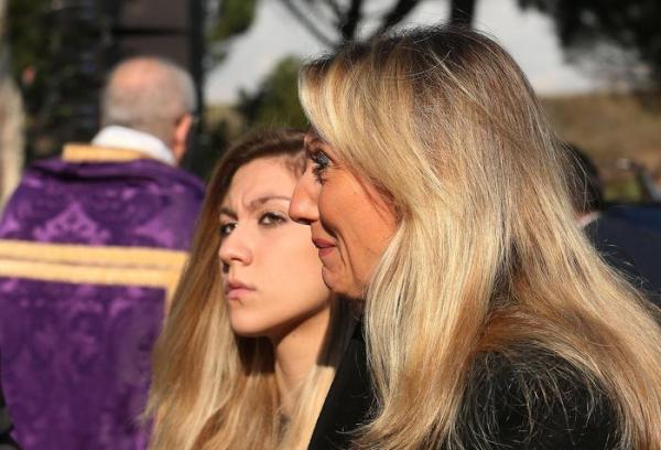 Amanda Bonini, l'ultima compagna di Pino Daniele