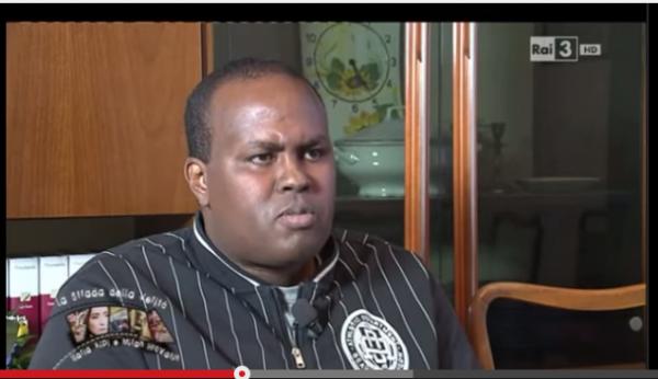 Omar Hashi Hassan intervistato sull'omicidio Ilaria Alpi