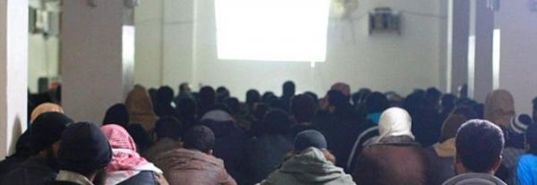 Il cinema sanguinario dei siriani di Aleppo