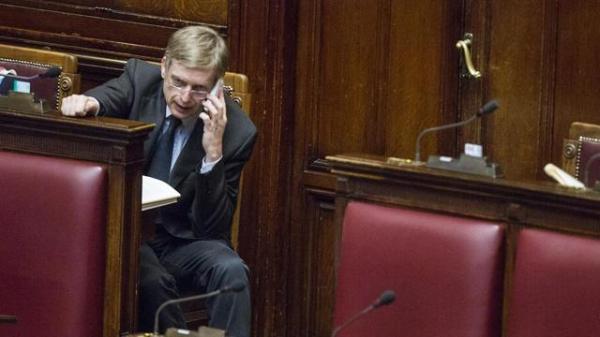 Gianni Cuperlo, esponente della minoranza del Pd