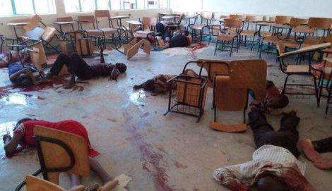 La strage in Kenya fa almeno 148 morti