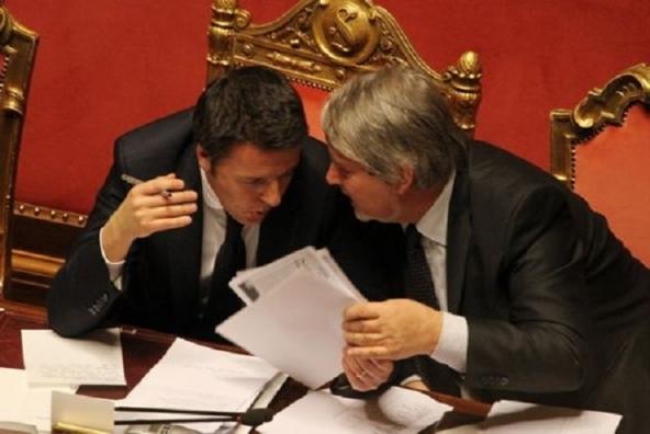 Renzi e Poletti
