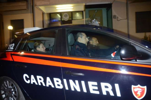 Carabinieri di Macerata