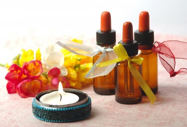 Aromaterapia contro mal di testa