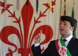 Renzi, ex Presidente della Provincia di Firenze