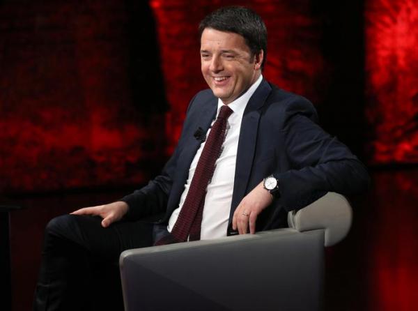 Matteo Renzi da Fabio