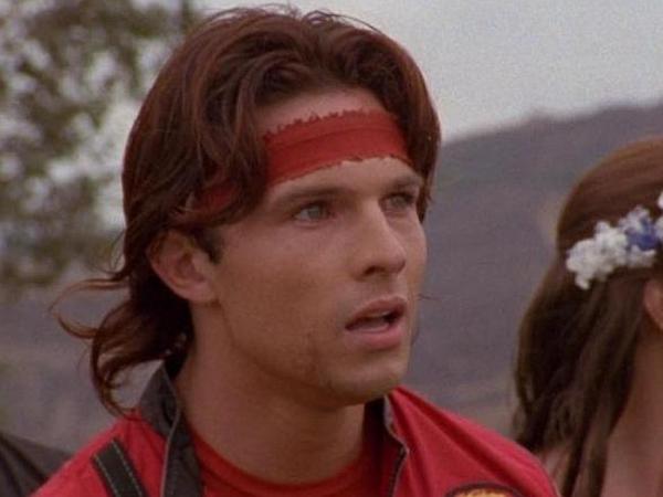 L' ex Power Ranger Ricardo Medina Jr