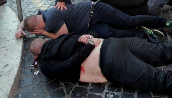 Arresti tra gli ultras del Feyenoord 2
