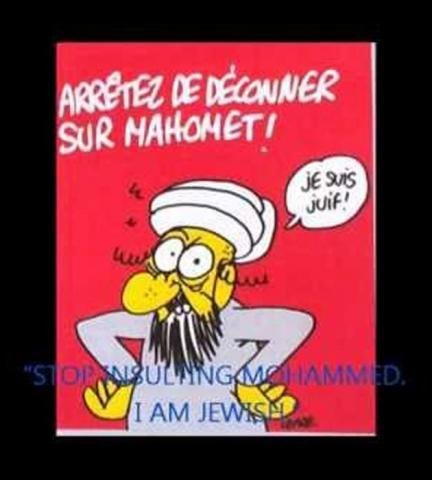 Charlie Hebdo e il terrorismo