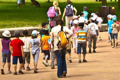 Studenti in gita scolastica