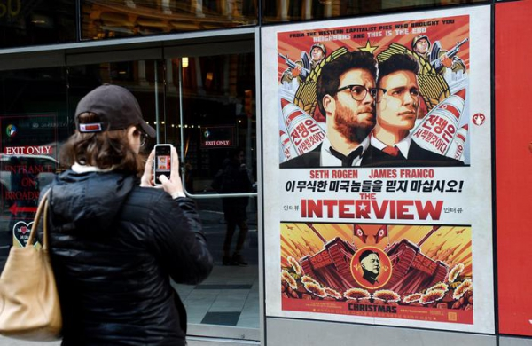 Il film The Interview