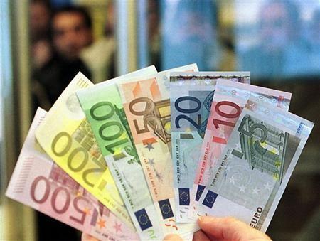 Banconote euro in Italia