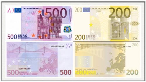 Le banconote introvabili