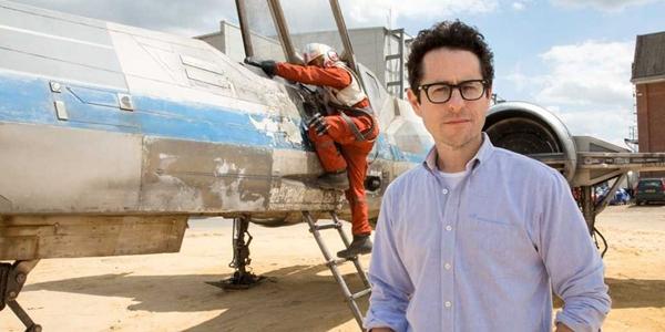 JJ Abrams, regista di star wars 7