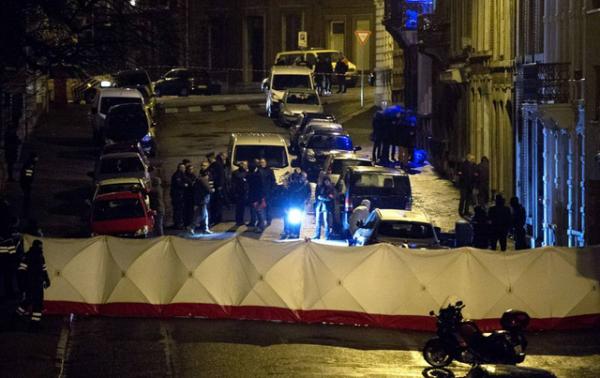 Blitz antiterrorismo in Belgio