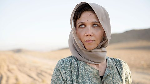 Maggie Gyllenhaal in The Honourable Woman 1