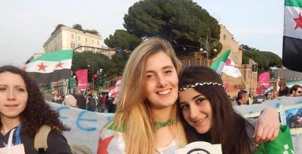 Vanessa e Greta
