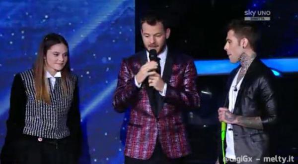 Fedez e Francesca Michielin live a X Factor