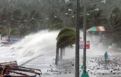 Il devastante tifone Haiyan