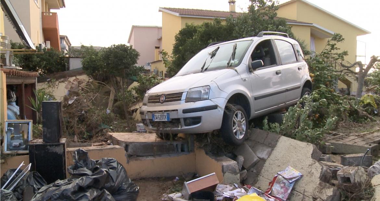 Alluvione in Sardegna