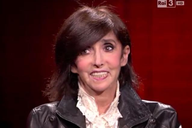 """Anna Marchesini, attrice ed autrice di """"Moscerine"""""""