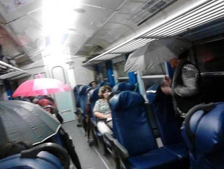 pendolari treno Pisa-Aulla