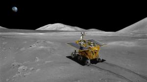 Cina - atterraggio Luna