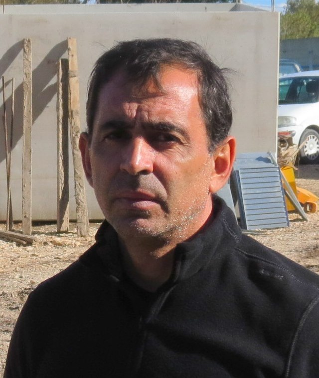 Pasqualino Contu, ex-imprenditore di Orosei