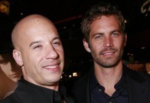 Fast and Furious 7 - Paul Walker Vin Diesel