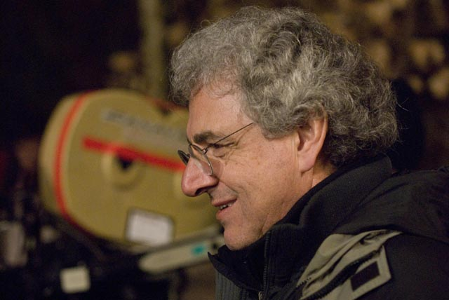 L' attore e regista Harold Ramis