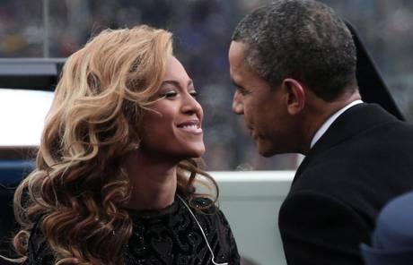 Obama e Beyoncè