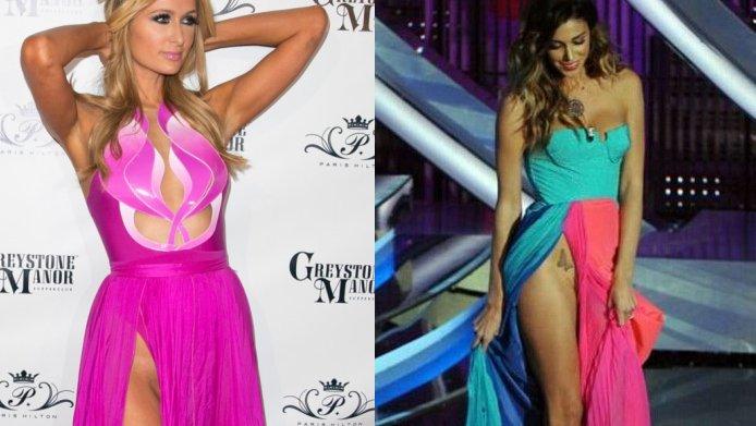 Paris Hilton e Belen
