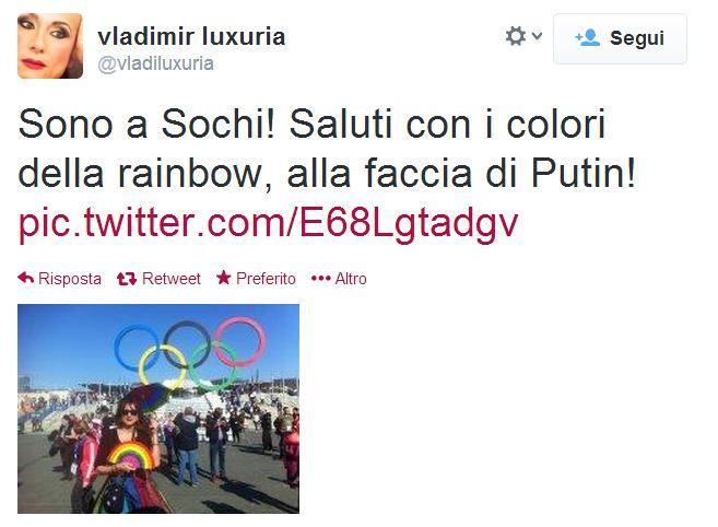 Sochi - Vladimir Luxuria liberata