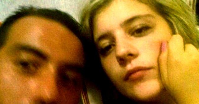Una foto di Chiara e Maurizio