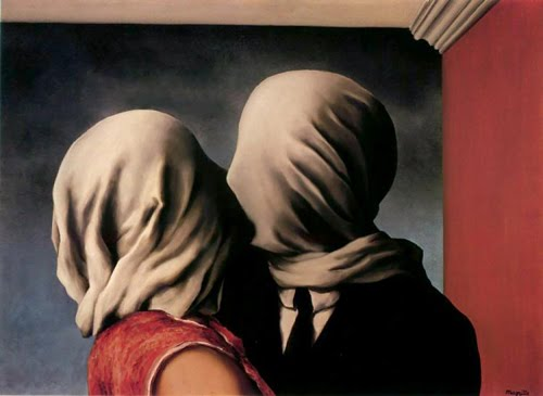 """Gli amanti"", René Magritte: l'amore senza volto (chat)"