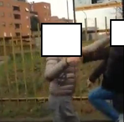 Una scena del video, che trovate nell'articolo (il link nel testo)