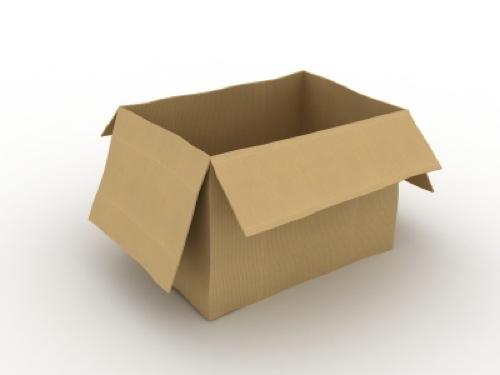scatola vuota