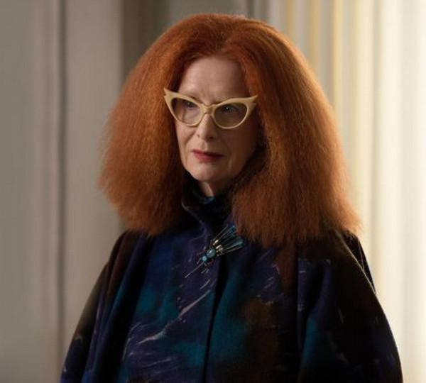 """Myrtle Snow (Frances Conroy) sarà uno dei personaggi chiave di questa puntata di """"American Horror Story: Coven"""""""