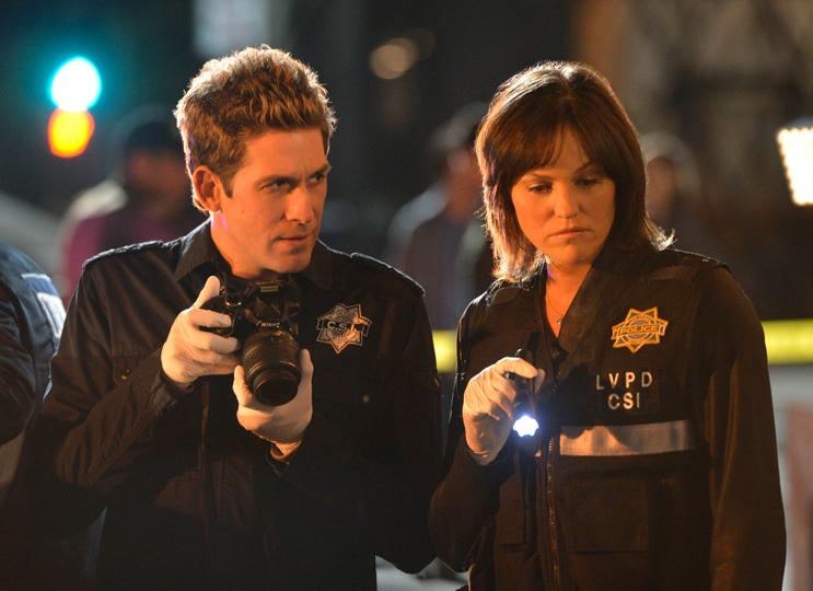 Ritornano Sarah, Greg e il resto del team di CSI nell' inedita 14esima stagione